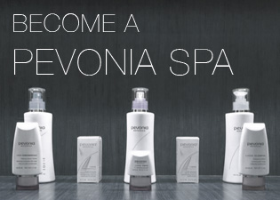 Become a Pevonia Spa