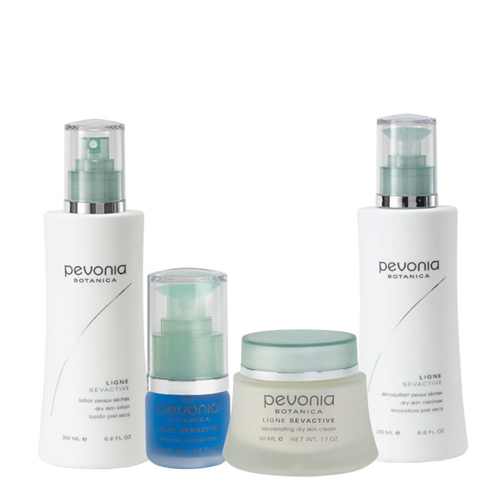 products Pevonia facial care