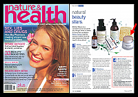 Pevonia-February-2011-AU-Nature & Health-Natural-Beauty-With-Age-Defying-Marine-Collagen