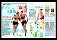 Pevonia-February-2011-AU-The-West-Australian-Mind & Body-After-Sun-Soothing-Gel-Retail-Product