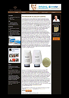 Pevonia-October-2011-AU-Troy-Thompson-BLOG-Seaweed-Exfoliating-Cleansing-Bar-also-Smooth-and-Tone-Svelt-Gel-and-Smooth-Tone-Svelth-Cream