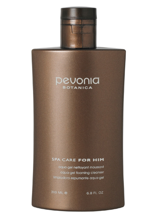 Pevonia Aqua-Gel Foaming Cleanser for Him Image