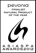 Pevonia Finalist; Natural Product of the Year