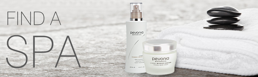 Find a Pevonia Spa